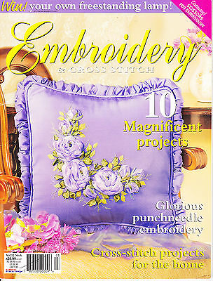 Embroidery & Cross Stitch Vol 12 No 6