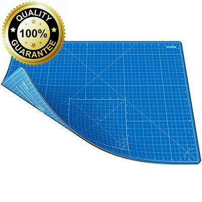 ANSIO A2 Double Sided Self Healing 5 Layers Cutting Mat Imperial/Metric 22.5...