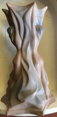 Van Briggle Pottery Three Graces 17 Inches Vase