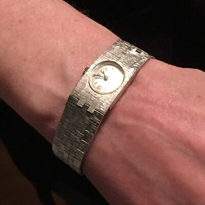 Vintage Incabloc Ladies Watch Wind Up Working Swiss Made