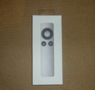 Apple Remote MM4T2AM/A For Apple TV Silver New Sealed