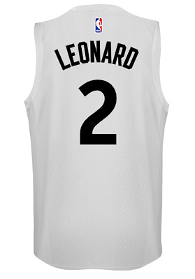 59941d4a90f KAWHI LEONARD TORONTO Raptors Men's Swingman Ovo City Edition Jersey ...