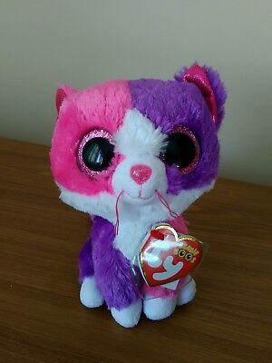 10fe2237d73 CLAIRE S TY BEANIE Boo Attic Treasure Small Muggy the Dog Soft Toy ...