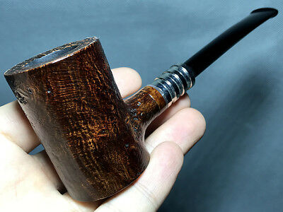 Road Town Pipe, Briar wood Craft pipe Series C-Classic---unsmoked