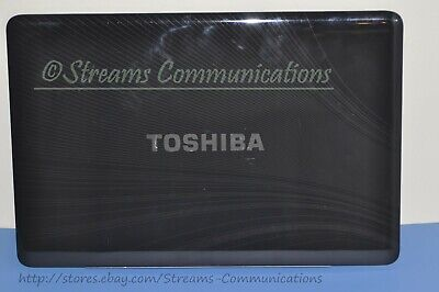 "TOSHIBA Satellite L875 L875D 17.3/"" Laptop LCD BackCover Lid with WiFi Antenna"