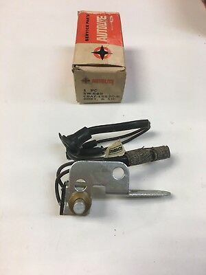NOS 1968 Ford Galaxie 500 4 Speed Backup Light Switch - w/ Console