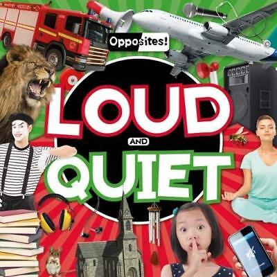 Loud and Quiet by Emilie Dufresne New Hardback Book