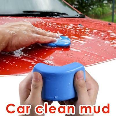 Blue Magic Auto Car Clean Clay Bar Detailing Wash Cleaner Sludge Mud Remove-100g