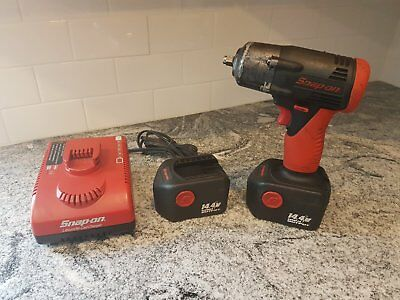 Snap-on CT4410a 3/8 cordless impact