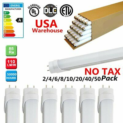 T8 LED tube light Double end power 4FT 18W LED Fluorescent Tube Replacement  VIP