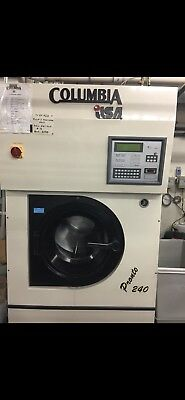 Columbia Pronto 240 Used Dry Cleaning Machine