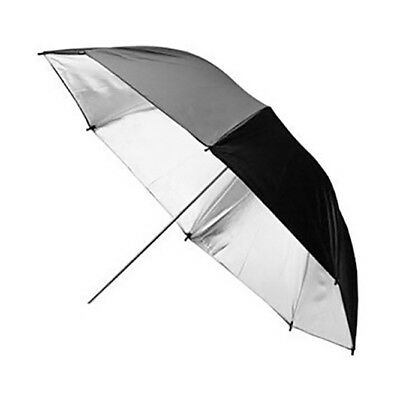 "Jinbei 72"" (180cm) Umbrella Black & Silver *Australia Local Stock*"