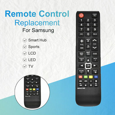 TV Remote Control Replacement for Samsung BN59-01199F Remote Control