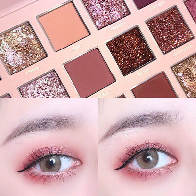 Eye Shadow Palette Beauty Creations 18 Colori Ombretto Pigment Beautiful