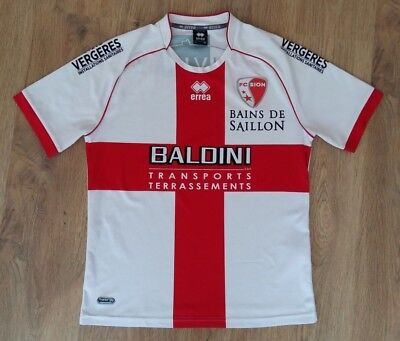 FC Sion Switzerland 2012 - 2013 home shirt size M