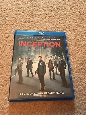Inception Bluray