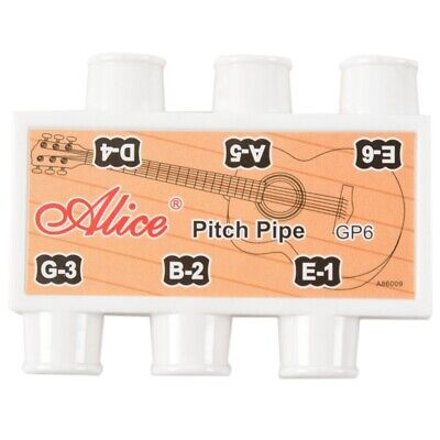 1X(Alice Guitar Pitch Pipe Tuner G4A1)