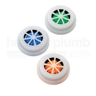 Croydex Water Saving Shower Flow Limiters for Water Saving Shower Adapter, Pa...
