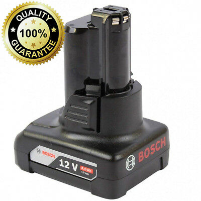 Bosch Professional GBA 12 V 4.0 Ah Lithium-Ion Battery