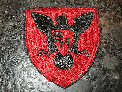 WWII US ARMY 86th INFANTRY DIVISION SHOULDER PATCH