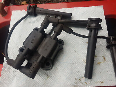 BMW Mini One Cooper S - R50 R52 R53 Ignition coil pack & leads