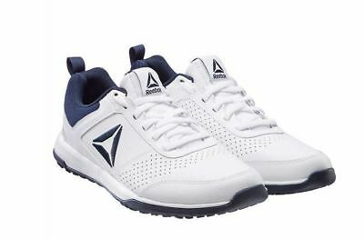 Reebok Men's CXT TR Athletic Shoes Training Sneakers ~ White ~ Various Sizes ! !