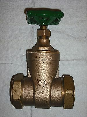 54Mm Compression Gate Valve Hattersley Fig 30C