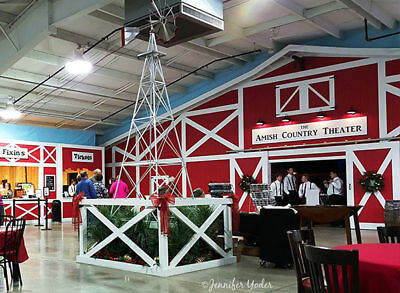 (2) Adult tickets for Amish Country Theater in Ohio!