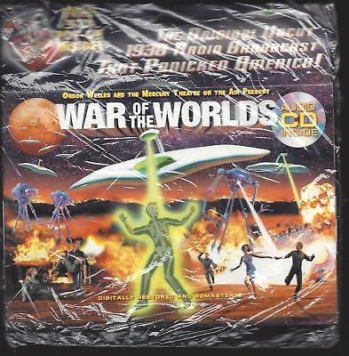 War Of The Worlds Cd @ 3D Pop-Up Collectible