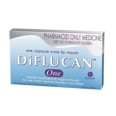 Diflucan One 150mg Capsule 1 Fungal Infection Medicine