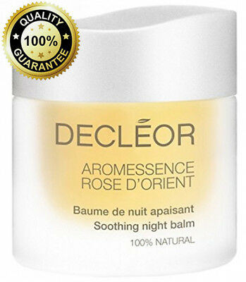 Decleor Aroma Night Rose D'Orient Soothing Balm 15ml