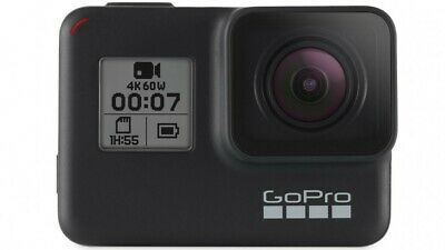 GoPro HERO7 Black Action Video Camera