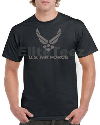 USAF US Air Force T-Shirt Training Physical Fitness Adult Size S-2XL
