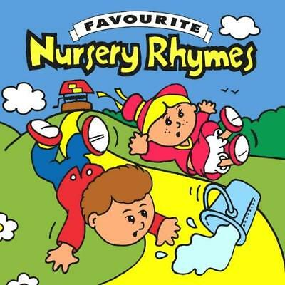 Favourite Nursery Rhymes and Children's Songs Audio CD Playable in Car and Hi-Fi