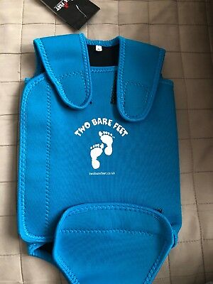 Swim Cosy Baby Wetsuit Vest Wrap Ideal For Water Babies 0 6 Months