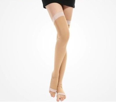 Professional Medical Compression Stockings For Women Anti Varicose Leg Supports