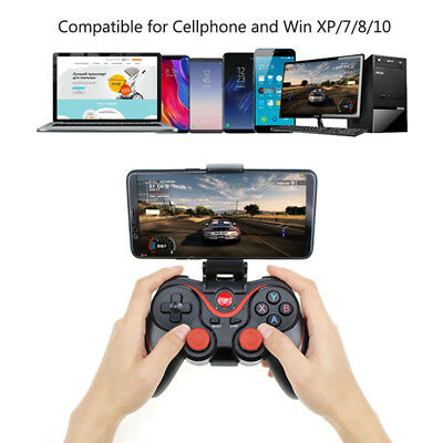 Wholesale Terios T3 X3 Wireless Joystick Gamepad Game Controller bluetooth