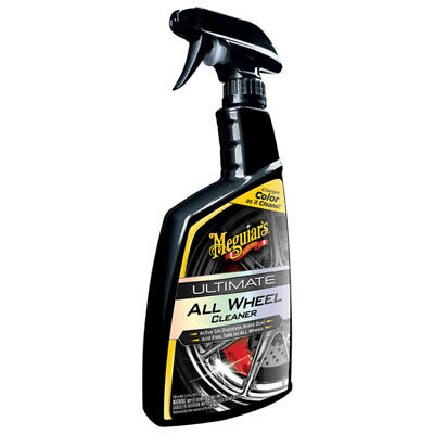 Meguiars Meguiar's Ultimate All Wheel Cleaner Rim Cleaner Brake Dust 709ml