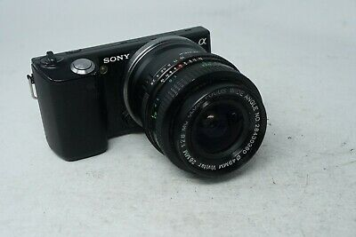 Sony E Mount Adapted 28Mm F2.8 Tokina Prime Lens All A7 Nex,A6000