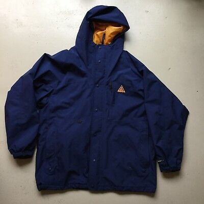 NIKE ACG ALL Conditions Gear Storm Fit Jacket Vintage Rare XL 90s ... 83fbdc4d3493