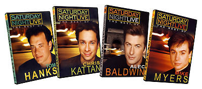 Saturday Night Live Collection 4 (4 Pack) (Boxset) (Dvd)