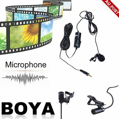 BOYA BY-M1 Omnidirectional Condenser Microphone For Smartphone For DSLRS GU