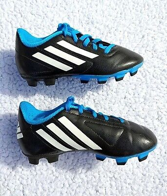 newest collection 1e8c6 392cc ADIDAS TRX FG Toddler Kids lightweight Soccer Unisex Cleats Size 13 EUC!