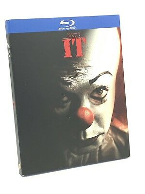 It  [1990] (Blu-ray Disc, 2018) NEW w/ Rare Limited Edition Slipcover