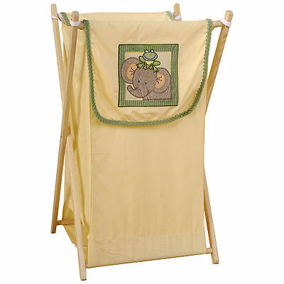 Nojo 'Jungle Babies' Clothes Hamper - Never Used - Still boxed