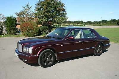 2000 BENTLEY ARNAGE Red Label 6.8 Turbo Auto [PX CLEAR]