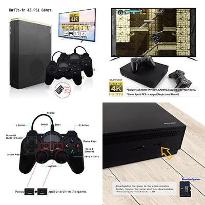 new product bdbfa b83ac ANBERNIC Retro Spielkonsole, X-Pro Game Console Handheld Spielekonsole Built -in