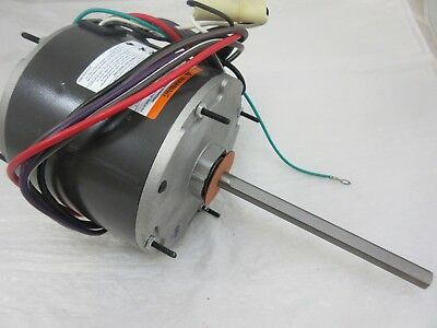 New 1/3 Hp Dayton 4M061J  2 Speed Condenser Fan Motor 208/230V 1075 Rpm