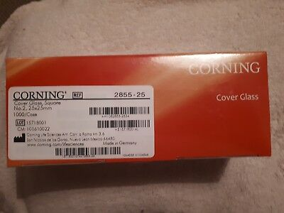 Corning Cover Slips - Box of 1000