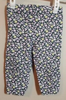 Babygap Girls Monster Leggings In Size 3-6 Months In Many Styles Baby & Toddler Clothing Bottoms